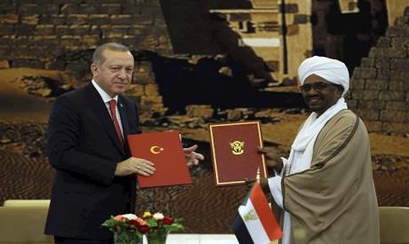 Erdogan, Bashir