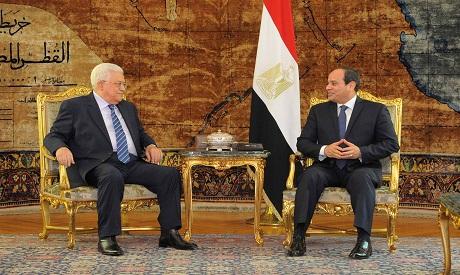 Sisi and Abu Mazen