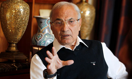 Ahmed Shafiq: Egyptian ex-PM withdraws from election