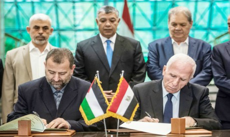 Fatah and Hamas