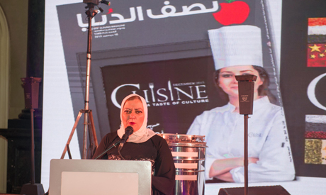 Ms Amal Fawzy, Founder of Cuisine