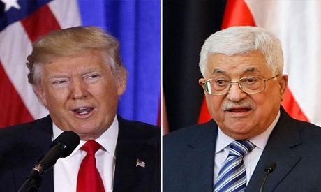 Trump, Abbas