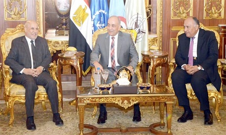 Libya Egypt talks