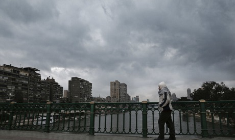 Cairo Rain