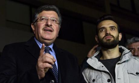 Syria Geneva talks