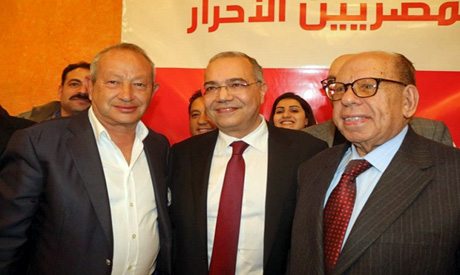 Sawiris and Khalil