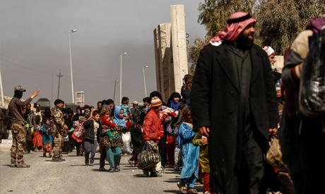 Iraqi displaced people