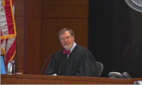 Federal Judge James Robart