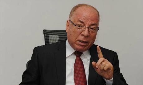Culture Minister Helmy El-Namnam