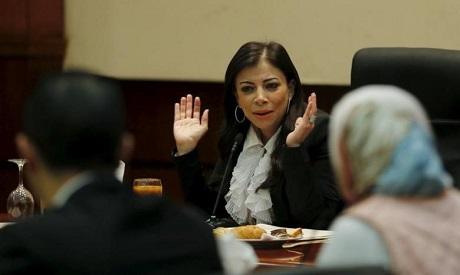 Investment Minister Dalia Khorshid