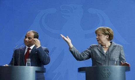 Sisi Merkel