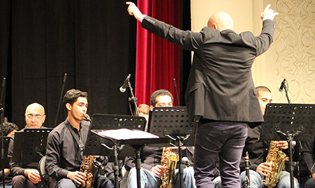 Boghdady leads his Big Band