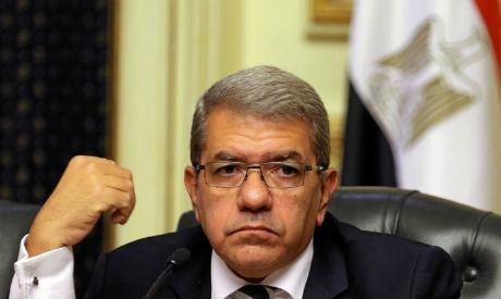 Finance Minister Amr El-Garhy (Al-Ahram)