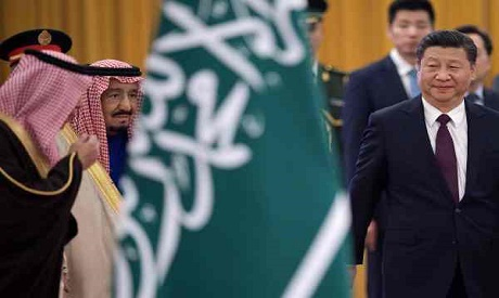 Saudi-China relations