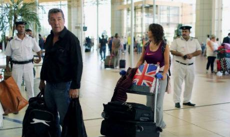 UK Tourists at Sharm