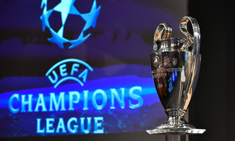 Uefa Champions League Quarter Final Draw World Sports Ahram Online