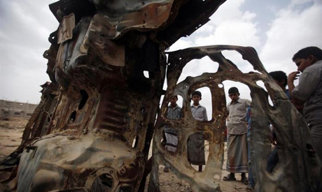 USA  carries out strikes in Yemen targeting al Qaeda