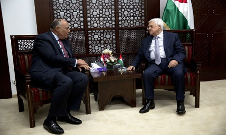Abbas, Shoukry