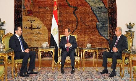 Hariri-Sisi