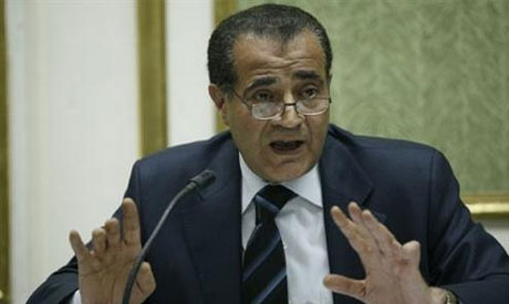 Minister of Supply and Internal Trade Ali Moselhi (Al-Ahram)