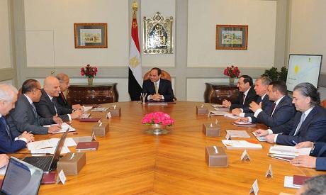Sisi-CEO oil companies