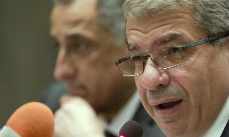 Minister Amr El-Garhy