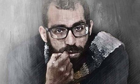 Palestinian activist Basil Al-Araj