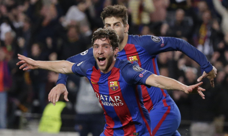 Barcelona complete incredible comeback to sink PSG - World ...