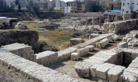 The bating complex in Kom Al-Dikka