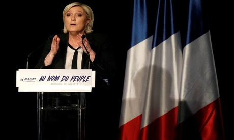 Israel Slams Le Pen's Remarks Denying French Role in Holocaust