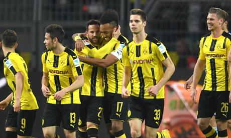 Borussia Dortmund v Monaco
