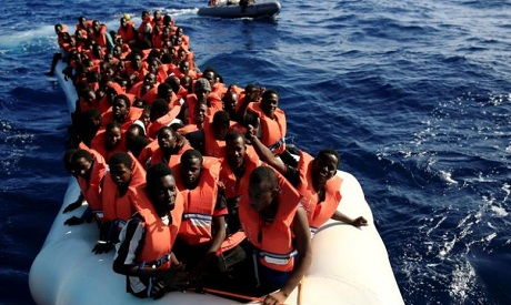 African migrants seeking Europe sold as 'slaves' for $200