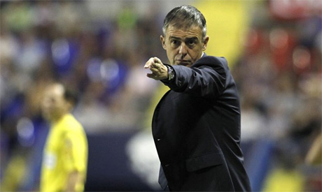 Alcaraz named Algeria coach after Granada sacking