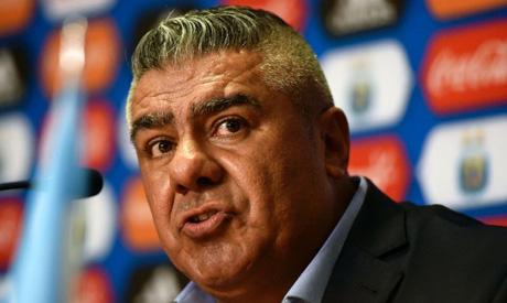 Argentina FA boss