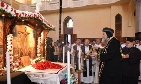 Fear and grief mar Easter Mass celebrations in Egypt