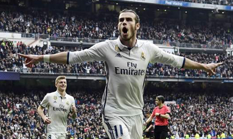 Real Madrid move six points clear at top of La Liga