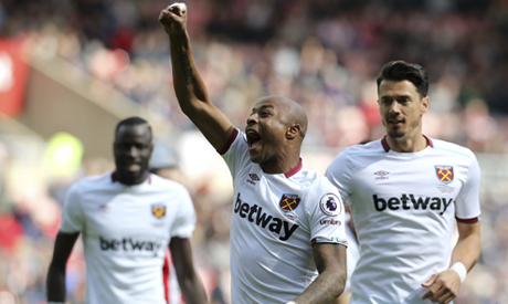 Andre Ayew says West Ham United are determined to protect winning positions