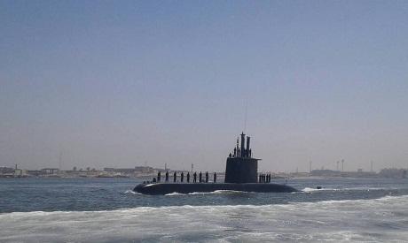 Type-209/1400 Submarine