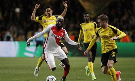 AS Monaco v Borussia Dortmund