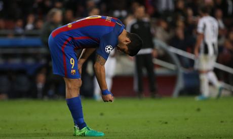 FC Barcelona v Juventus