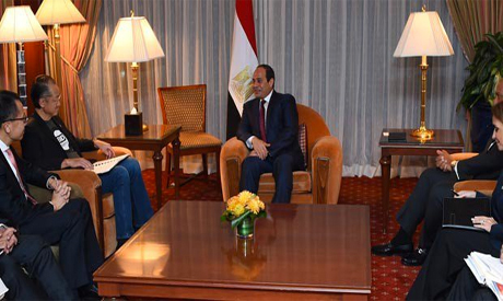 Sisi discusses Egypt's economic reform programme with ...