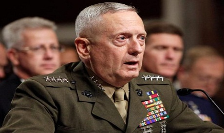 US defense secretary looks to rebuild trust in Egypt visit