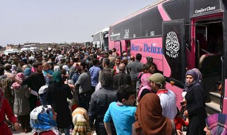 Syrian Evacuations