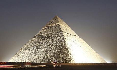Kufu Pyramid
