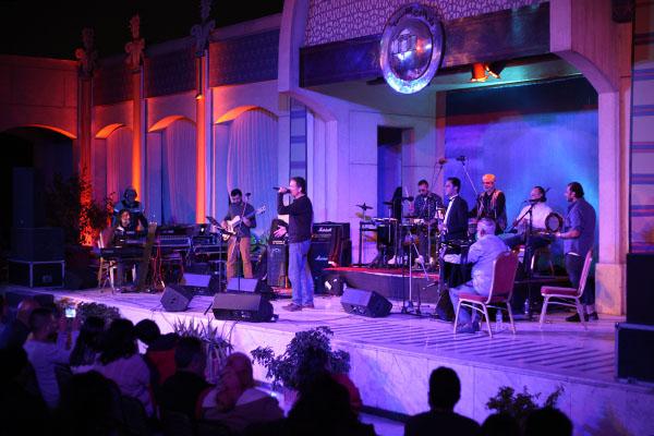 Fathy Salama concert