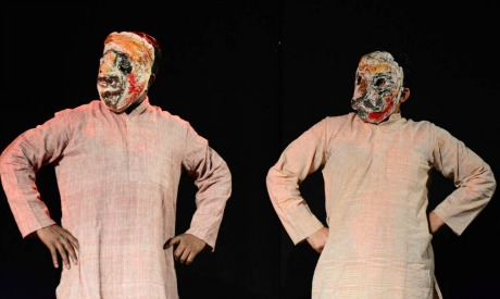 Art alert renowned puppet show to close egypt 39 s india by for Puppet consul