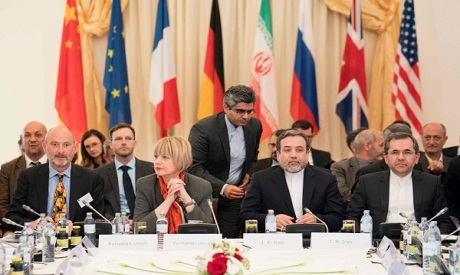 AUSTRIA-EU-IRAN-NUCLEAR-DEALAUSTRIA-EU-IRAN-NUCLEAR-DEAL