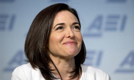 Facebook Chief Operating Officer Sheryl Sandberg (AP)
