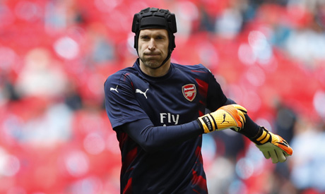 Petr Cech insists Arsenal main priority is Champions League