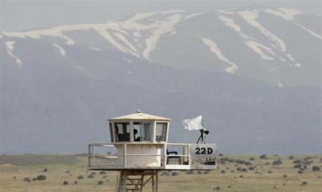 Golan Heights Reuters